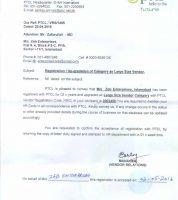 PTCL Registration